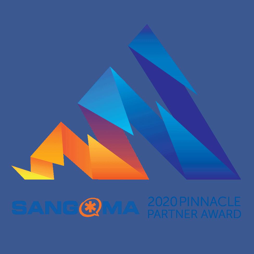 Sangoma Pinnacle Award