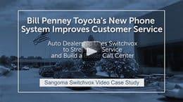 Bill Penney Toyota Success Story / Case Study