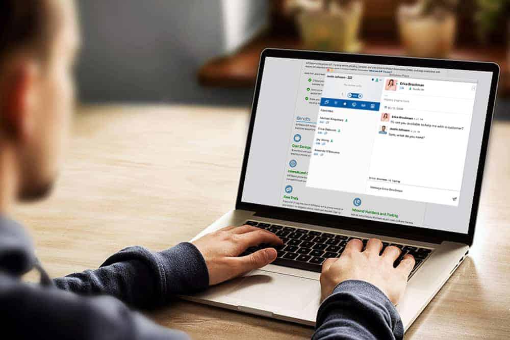 Using Sangoma Switchvox Softphone on Laptop