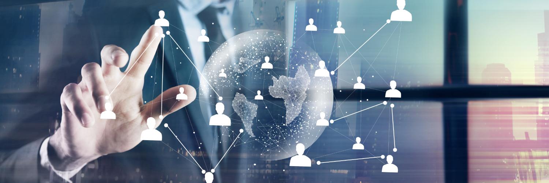 World business users UCaaS blog header