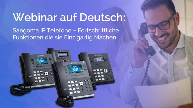 Sangoma IP Telephone Thumbnail