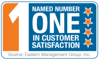 Named Number One in Customer Satisfaction