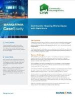 Community Housing Works Saves with Switchvox