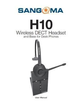 H10 Wireless Headset