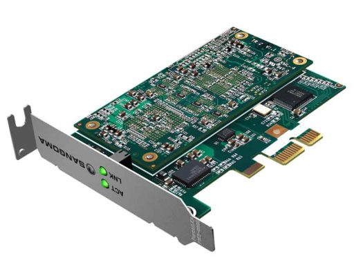 Transcoding cards