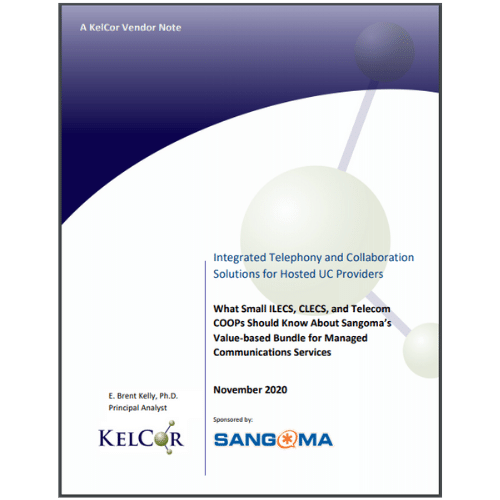 Integrated Telephony Collaboration Solutions Hosted UC Providors PDF
