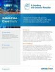 One of the Largest US Grocery Retailers Chooses Sangoma for Their Inventory Data Reporting Systems