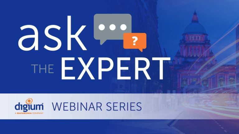 Ask the Expert Webinar Series: Keys to Selling VoIP to State & Local Governments