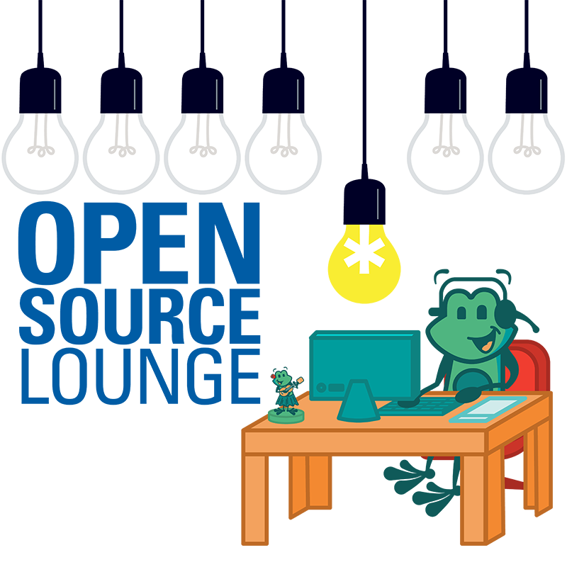 OPEN SOURCE LOUNGE