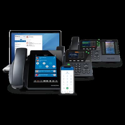 Sangoma Phones and Mobile Apps - Sangoma Connect
