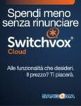 Switchvox Cloud Brochure (Italian)