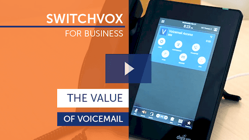 Switchvox For Business - The Value of Voicemail
