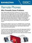 Why Firewalls Cause Problems Cheatsheet